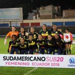 Selección Colombia Sub 20. Foto: FCF