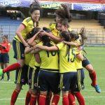 Colombia Golea 9-0 a Peru