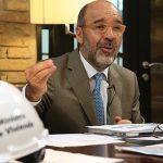 Ministro de Vivienda, Ciudad y Territorio, Camilo Sánchez Ortega. Foto: Archivo (MVCT).
