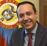 Eduardo Garzón, Director para la Democracia, la Participación Ciudadana y la Acción Comunal del Ministerio del Interior