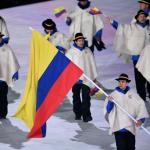 Colombia escribió su historia olímpica invernal en PyeongChang 2018