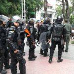 Graves disturbios impiden concentración política de Petro en Cúcuta