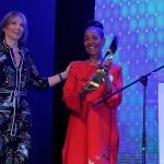 Esposa del Presidente celebra empoderamiento de la mujer, símbolo de coraje y empuje