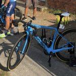 Bicicleta de Oscar Sevilla