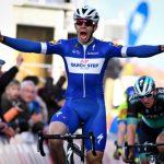 Álvaro Hodeg ganó la primera etapa de la Vuelta a Cataluña