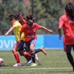 Entrenamiento Selección Colombia Femenina. Foto: Colprensa