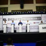 debate La Costa prioridad los candidatos a la Presidencia
