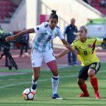 Argentina le ganó a Colombia en el inicio de la fase final de la Copa América