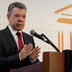 Un completo balance de su gobierno en materia de economía, equidad social, seguridad y paz hizo el Presidente Santos al intervenir en el foro internacional 'El estado de Estado', que se cumplió este lunes en el Hotel Tequendama de Bogotá.