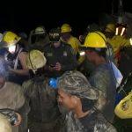 rescatados los 14 mineros atrapados en una mina de Marmato, Caldas