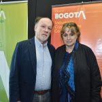 Andrés Hoyos y Mónica de Greiff