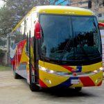 Bus Selección Colombia