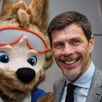 Vicesecretario General de la FIFA, Zvonimir Boban