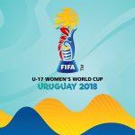 Logo oficial de la Copa Mundial Femenina sub-17 de la FIFA
