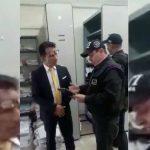 Capturan al juez Reinaldo Huertas por el caso Hyundai