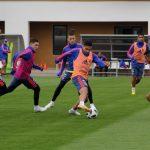 Colombia jugó ante Aficionados y Prensa4