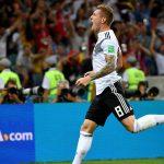 Alemania superó 2-1 a Suecia y se mantuvo con vida4