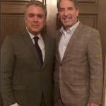 Reunión con el Embajador de Estados Unidos en Colombia, Kevin Whitaker.