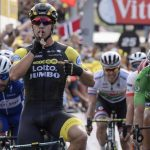 Groenewegen se llevó la séptima etapa del Tour