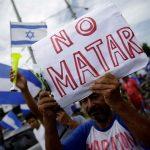 """""""represión"""" en Nicaragua"""
