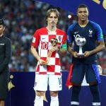 Balón de Oro adidas Luka Modric