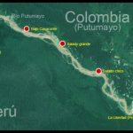 Putumayo, fronteriza con Colombia, PERU