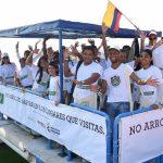 14 destinos turísticos se unen por una Colombia Limpia