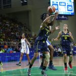 Colombia ganó oro centroamericano en baloncesto femenino