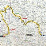 Mapa 18 del Tour