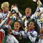 MEXICO campeon Centroamericano