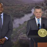 La defensa del medio ambiente ha sido un compromiso fundamental de este Gobierno, señaló este viernes el Jefe del Estado, tras firmar la delimitación de otros dos páramos, con lo que quedaron protegidas de por vida esas fábricas de agua en Colombia.