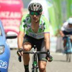 Juan Pablo Suárez, ciclista del EPM-Scott, se impuso en la quinta etapa de la Vuelta a Colombia Foto: Acord Caquetá