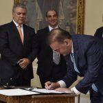 Carlos Alberto Baena se posesionó como Viceministro de Trabajo