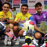 Jonathan Caicedo, campeón de la Vuelta a Colombia 2018