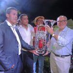 el Alcalde marino murillo y el Gobernador Guido Echeverri entregaron algunos premios - copia