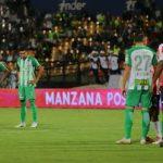 Nacional derroto 1-0 a Junior por Copa Aguila2