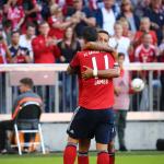 Bayern München derrotó al Leverkusen con el aporte goleador de James 2018-09-15 20.35.09