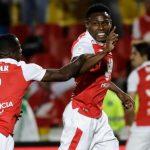 Santa Fe derrotó 2-0 a Boyacá Chicó