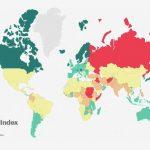 Aquí está Colombia entre 163 países del orbe examinados