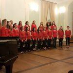 Coro Gymnazium de República Checa Foto: Cortesía Alcaldía de Chía