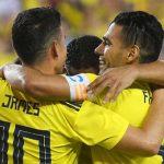 Colombia celebra triunfo ante Estados Unidos