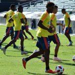Colombia se prepara para enfrentar a Costa Rica