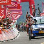 Fernando Camargo voló como un Cóndor y ganó en el Salto del Tequendama.-Foto de Clásico RCN