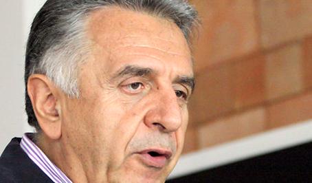 Ministro de trabajo Lucho Garzon