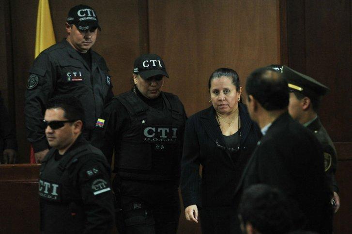 Maria del Pilar Hurtado ante la Justicia4