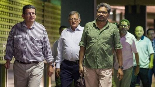 Comisión de la las FARC en La Habana 23_03_15