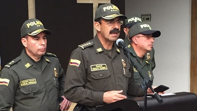 General Palomino pide Pena de muerte