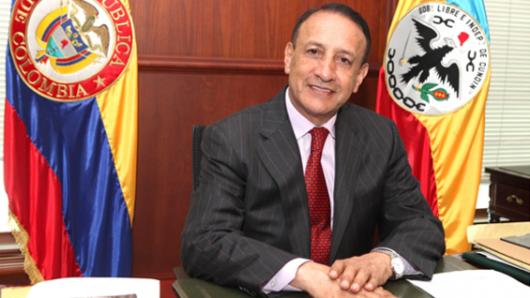 Gobernador de Cundinamarca