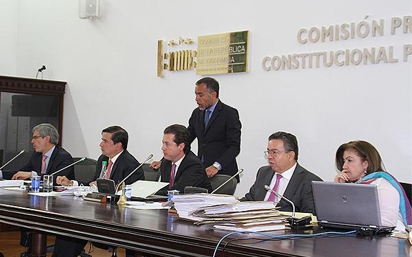 Sesión Comisión Primera Sesión Comisión Primera Prensa Senado