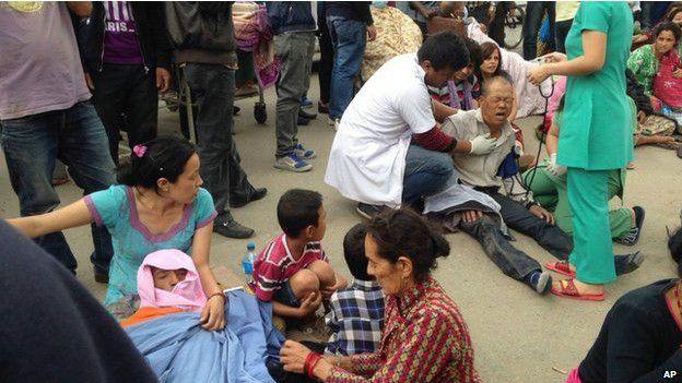 Terremoto en Nepal 4